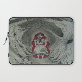 Feral Red Laptop Sleeve