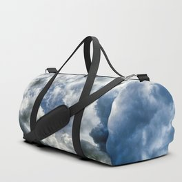 My White Clouds Duffle Bag