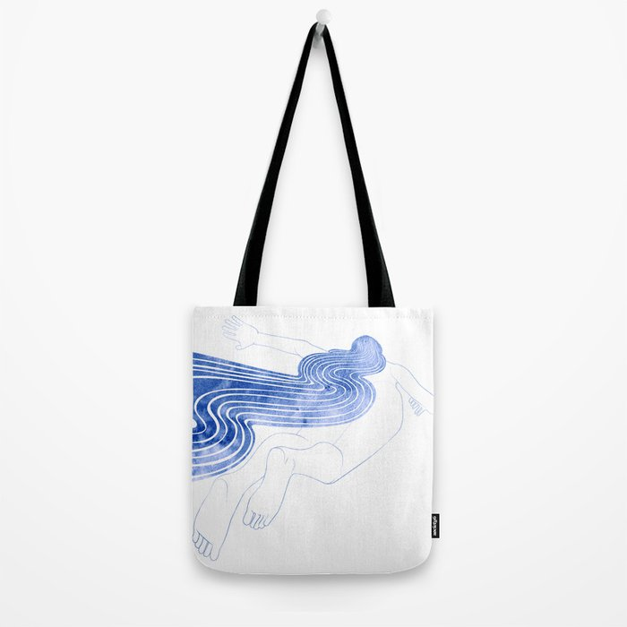 Water Nymph XLVII Tote Bag