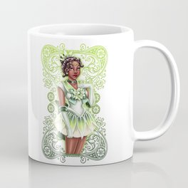 Sailor Tiana Coffee Mug