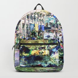 Scenes In The City Backpack