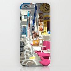 Cafe - Snack Bar Slim Case iPhone 6