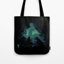 Forest Dwellers Tote Bag