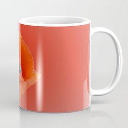 Floating poppy  Coffee Mug