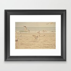 Love of the Ocean Framed Art Print