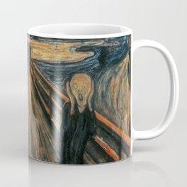 The Scream by Edvard Munch Coffee Mug