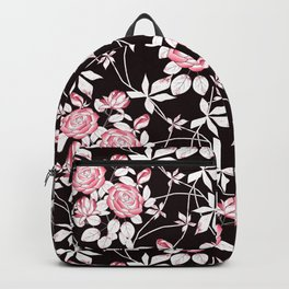 Roses. 2 Backpack