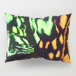 Neon animal skin Pillow Sham
