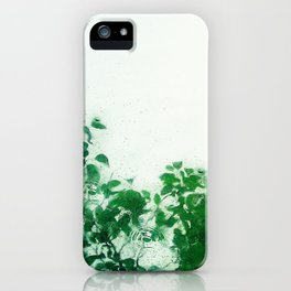 Spring Fresh Rain iPhone Case