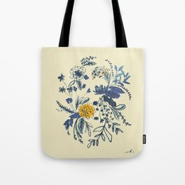 Vulnerability Is Scary, But Look At How Beautiful It Looks Tote Bag