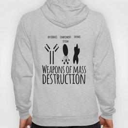 Weapons of mass destruction Hoody