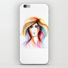 Layla iPhone & iPod Skin