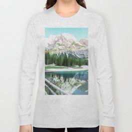 Make Yourself Comfortable Long Sleeve T-shirt