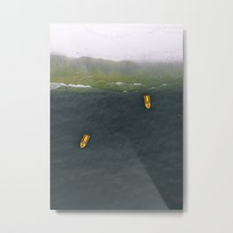 Sea 9 Metal Print