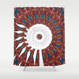 Failed Some Other Mandala 828 Shower Curtain