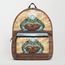 Dust Toad Backpack