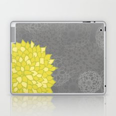 Spring colorful peonies yellow #5 Laptop & iPad Skin