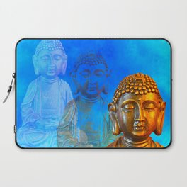 Buddha's Thoughts Laptop Sleeve