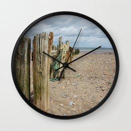 Sandsend Wall Clock