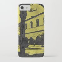 milan iPhone & iPod Cases featuring Milan 4 by Anand Brai