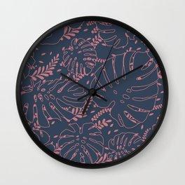 Gingko Wall Clock