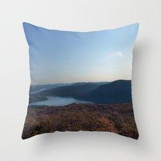 Mt Taurus Throw Pillow