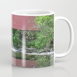 Red Bridge Coffee Mug