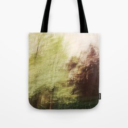 Trees in a dream Tote Bag