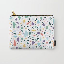 terrazzo texture Carry-All Pouch