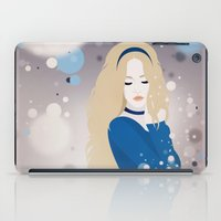 cinderella iPad Cases featuring Cinderella by Seventy Two Studio