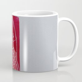 standing fish Coffee Mug