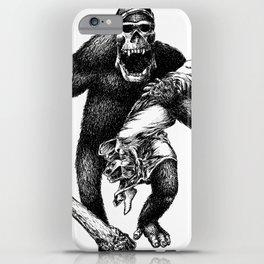 Mad Brute iPhone Case