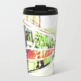 501 Street car Travel Mug
