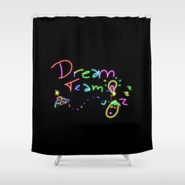 Dream Team Shower Curtain