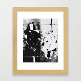 DARK PT 07 Framed Art Print