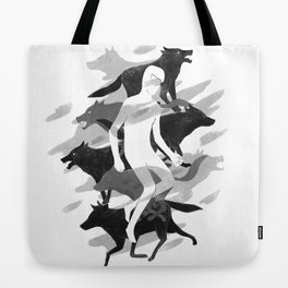 Wolves 02 Tote Bag
