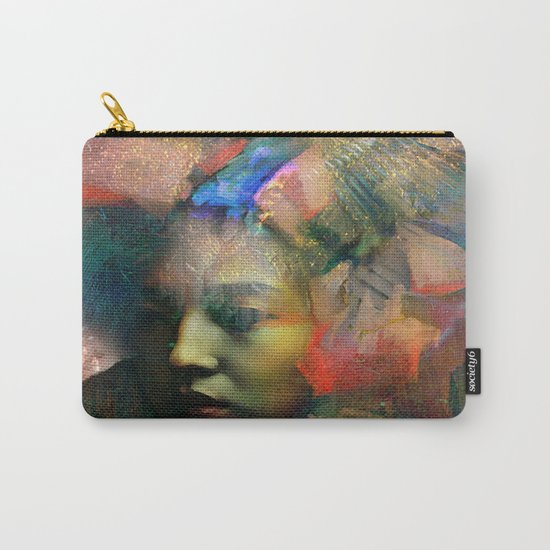 Furtive memory Carry-All Pouch