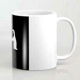 Penguin Couple Lovers Gift Idea Design Motif Coffee Mug