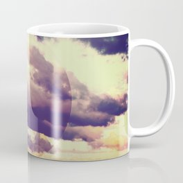 Abstract Boho Clouds Coffee Mug