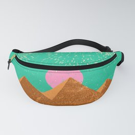 CHILL PYRAMIDS Fanny Pack