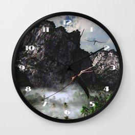 Anhanguera Wall Clock