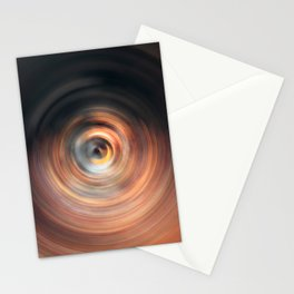 Copper Sphere Stationery Cards