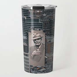 City view of Montreal Travel Mug