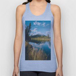 Banff National Park II Unisex Tank Top