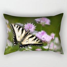 Swallowtail Butterfly Rectangular Pillow