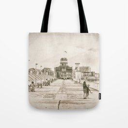 Zuiderterras Tote Bag