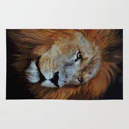 The Lion of Judah Rug