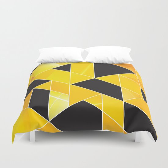 Citrine Duvet Cover