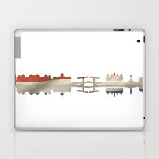 Amsterdam silhouette.  Laptop & iPad Skin