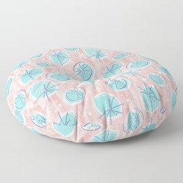 Atomic Lemonade_Rose Quartz Floor Pillow
